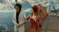 Sweeney Todd - Mrs. Lovett - By the Sea - Červené