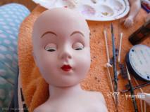 Sweet Sue - postup opravy