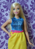 Barbie Fashionistas no.22 Chambray Chic - 2016
