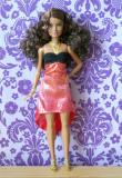 Barbie Fashionistas no.24 Crazy for Coral - 2016