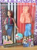 Barbie Fashionistas no.41 Pretty in Paisley - 2016