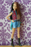 Barbie Fashionistas no.41 Pretty in Paisley - 2016