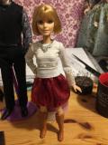 Barbie Fashionistas no.23 Love That Lace - 2016