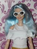 Barbie Fashionistas no.69 Blue Beauty - 2017