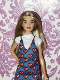 Barbie Fashionistas no.81 Wear Your Heart - 2018