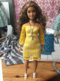 Barbie Fashionistas no.85 Glam Boho Doll - 2018