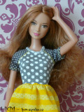 Barbie Fashionistas Summer - 2015