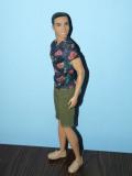 Barbie Fashionistas no.4 Steven 2016