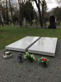 Ondrejský cintorín - Hrob Michala Kováča