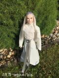 Celeborn - biely plášť