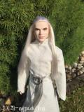 Celeborn biely plášť