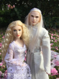 Celeborn a Galadriel, Lord a Lady z Lothlórien