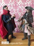 Doktor Strange a capitán Jack Sparrow