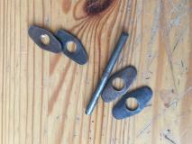 Komponenty na spájanie končatín