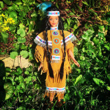 Barbie Native American 4th edition