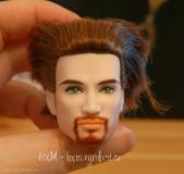 Victor v pôvodných vlasoch