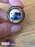 Prvé  menej poškodené oko