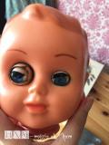 Ukážka polovsadeného oka