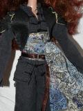 Elizabeth Swann - Grey Pirate