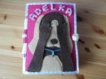 Quiet Book Adelka