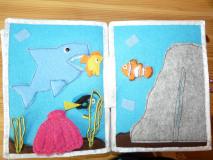 Quiet Book Perla