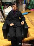 Sherlockové kreslo