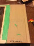 Výstavba dverí