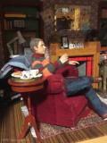 Čajový stolík