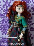Škótska deva Merida