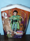 Princess Leia Organa & Wicket the Ewok - Endor Adventure