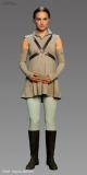Star Wars Episode III : Padmé - Mustafar - 2005