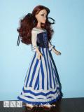 Mrs. Lovett - Blue Picnic
