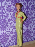 Sylvia Tietjens - žĺte šaty