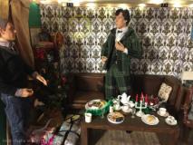 Vianoce u Sherlocka