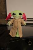 Baby Yoda na Pražskej predpremiére
