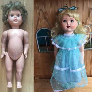 Oprava bábiky