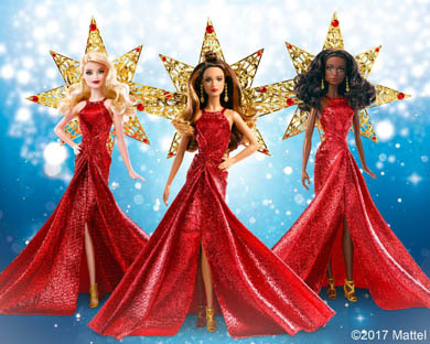 Barbie Holiday 2017