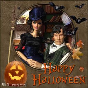 Halloween na Baker Street
