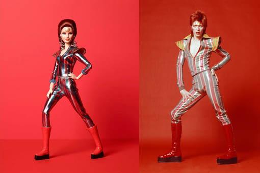 Barbie Dawid Bowie